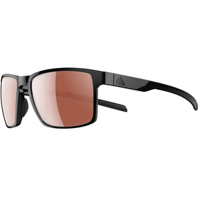 adidas Wayfinder black shiny/lst active